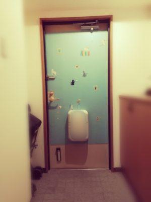 後編断熱保温プラダンで作った断熱パネルを玄関ドアに貼り付けて